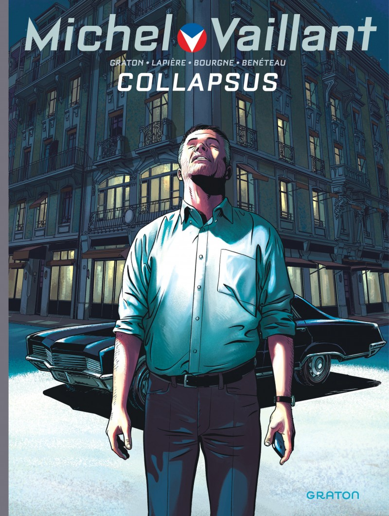 Michel Vaillant - tome 4 - Collapsus