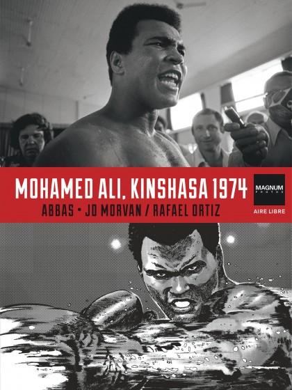 Magnum Photos - Mohamed Ali, Kinshasa 1974