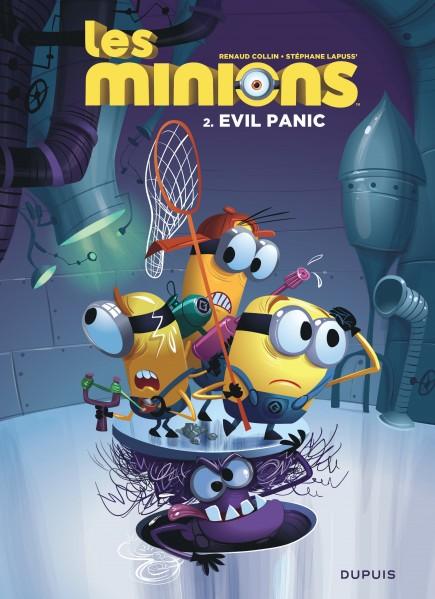 Les Minions - Evil panic