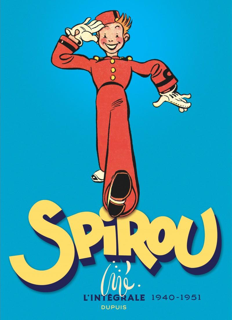 Spirou by Jijé - Spirou de Jijé