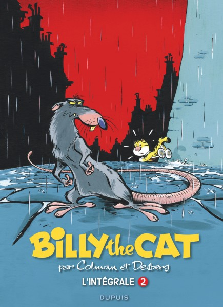 BILLY THE CAT - Billy the Cat intégrale 2 : 1994-1999