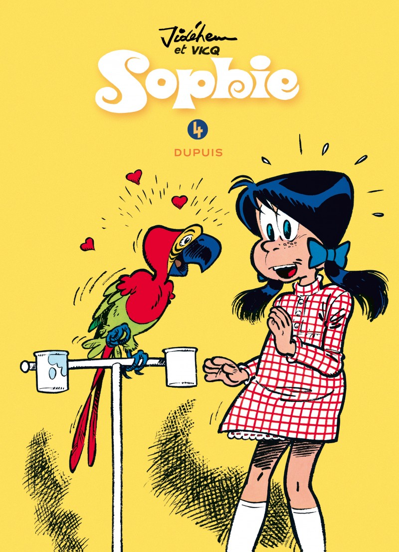 Sophie - l'intégrale - tome 4 - Sophie, L'Intégrale - tome 4
