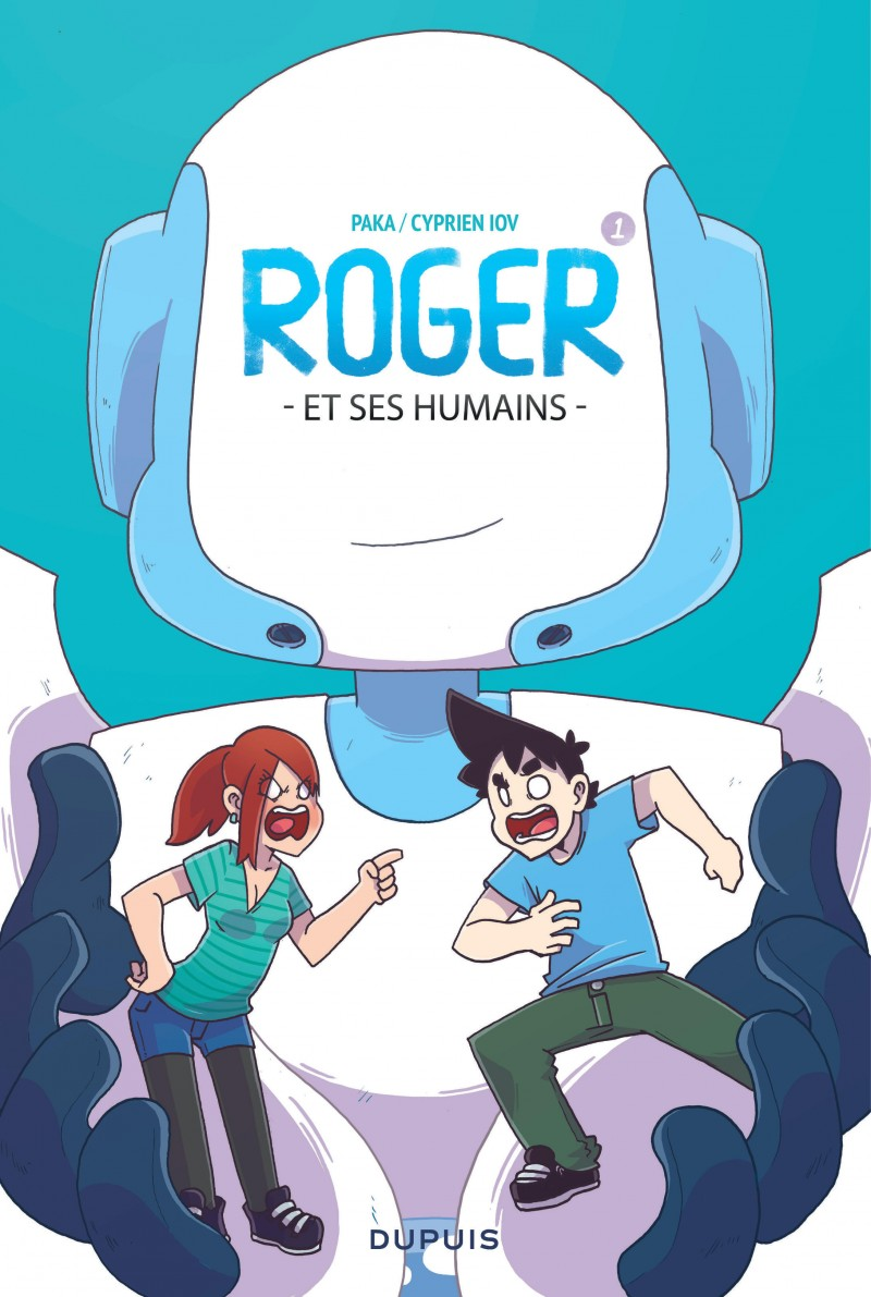 Roger and his Humans - tome 1 - Roger et ses humains