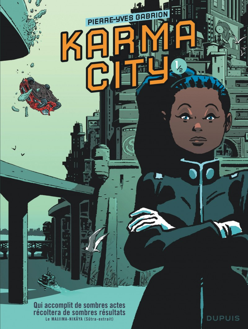 Karma City - tome 1 - Karma City 1/2
