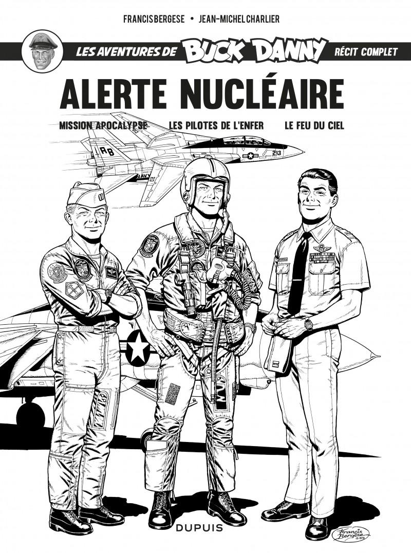 Buck Danny One Shot - Alerte nucléaire