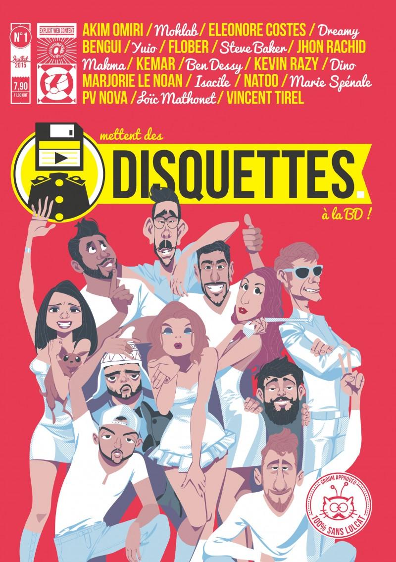 Disquette - tome 1 - Disquette