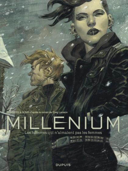 Millénium - Intégrale - Les hommes qui n'aimaient pas les femmes