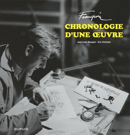 Franquin Patrimoine - Franquin, chronologie d'une oeuvre