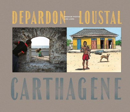 Magnum Photos - Depardon, Loustal : Carthagène