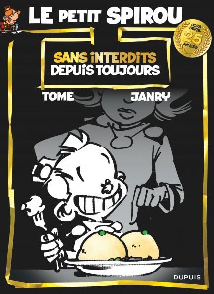 Little Spirou - The Anniversary Edition - Sans interdits depuis toujours