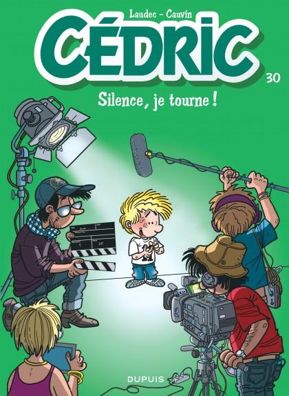 Cédric - Silence, je tourne !