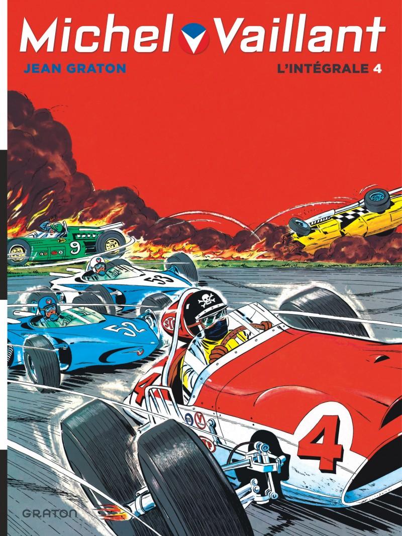 Michel Vaillant - Compilation - tome 4 - Michel Vaillant, L'intégrale, tome 4 (Volumes 10 à 12)