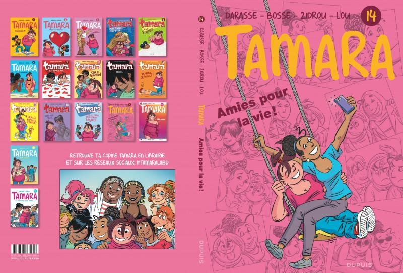 Tamara - tome 14 - Amies pour la vie !