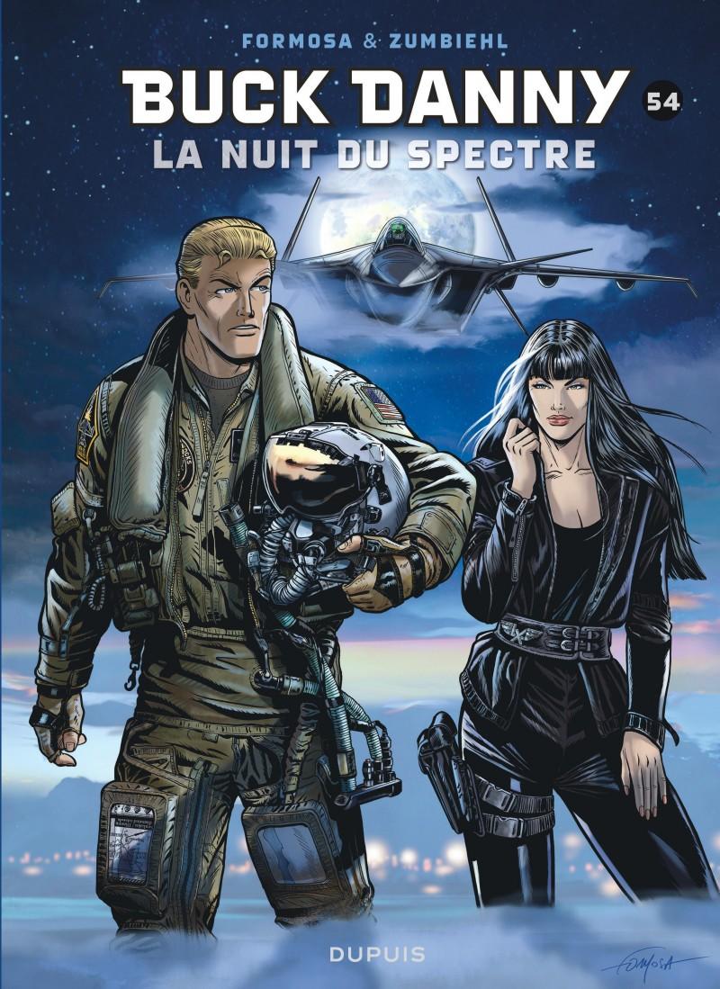 Buck Danny - tome 54 - La nuit du spectre