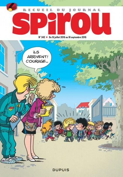 Recueil Spirou - Recueil Spirou 342