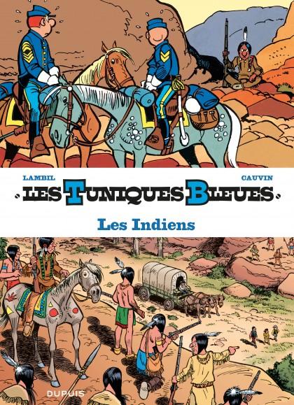 Les Tuniques Bleues présentent - Les Indiens