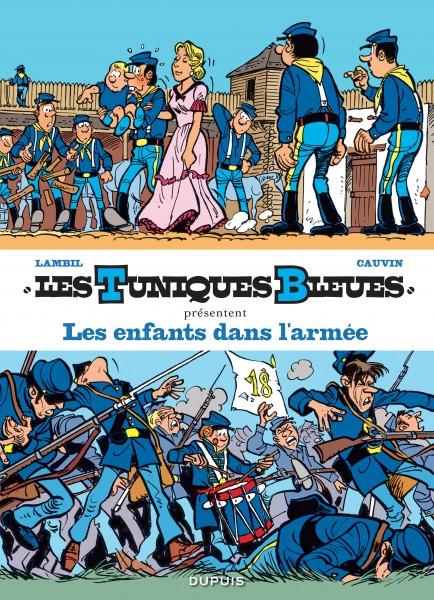 Les Tuniques Bleues présentent - Les enfants dans l'armée