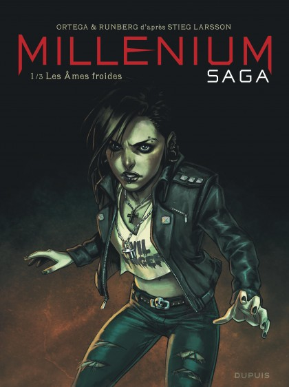 Millénium saga - Les âmes froides