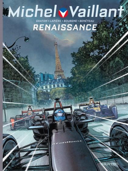 Michel Vaillant - Nouvelle Saison - Renaissance
