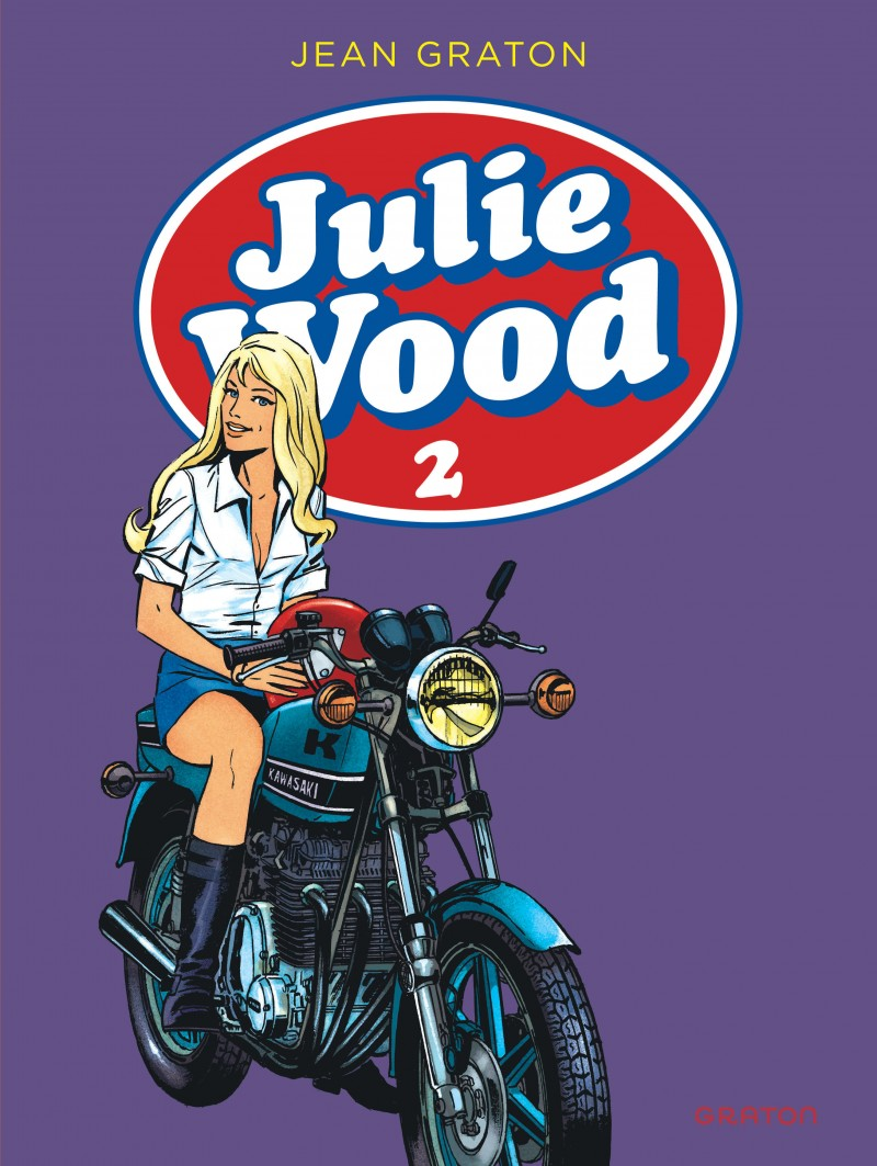 Julie Wood, L'intégrale - tome 2 -  Julie Wood, L'intégrale, tome 2