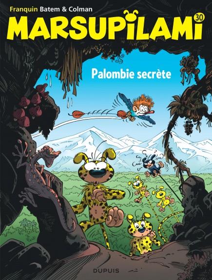 Marsupilami - Palombie secrète
