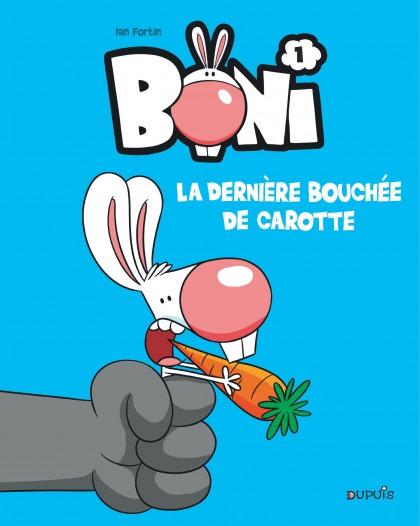 Boni - La dernière bouchée de carotte