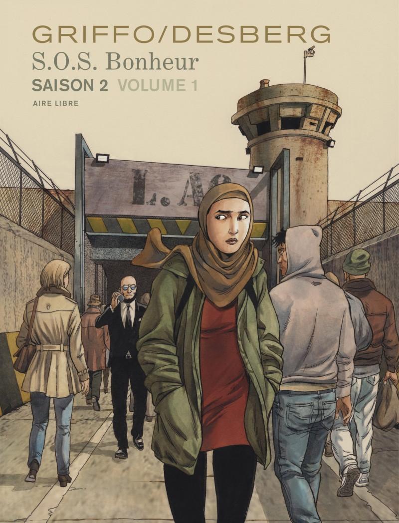 S.O.S. Bonheur Saison 2  - tome 1 - S.O.S. Bonheur Saison 2 1/2