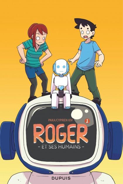 Roger et ses humains - Roger et ses humains 2