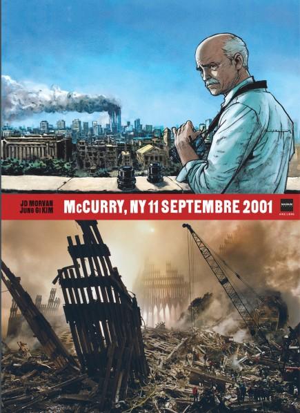 Magnum Photos - McCurry, NY 11 septembre 2001