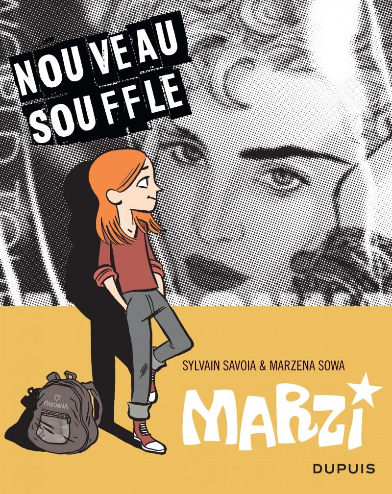 Marzi - L'Intégrale - tome 3 - Nouveau souffle