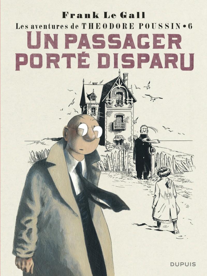 Théodore Poussin - tome 6 - Un passager porté disparu