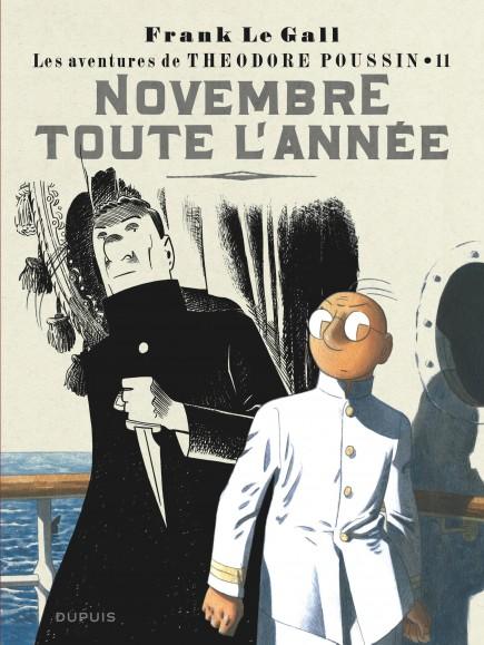 Théodore Poussin - Novembre toute l'année