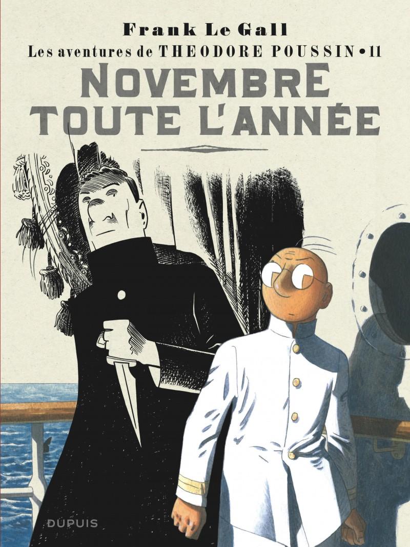 Théodore Poussin - tome 11 - Novembre toute l'année
