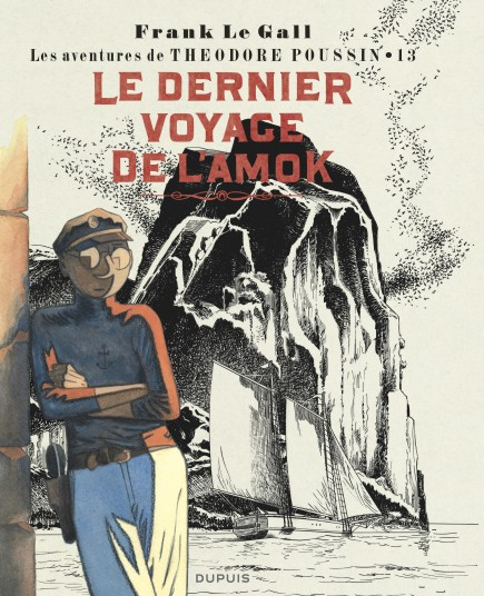 Théodore Poussin - Le dernier voyage de l'Amok