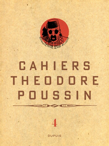 Théodore Poussin - Sketches - Théodore Poussin - Cahiers, Tome 4/4