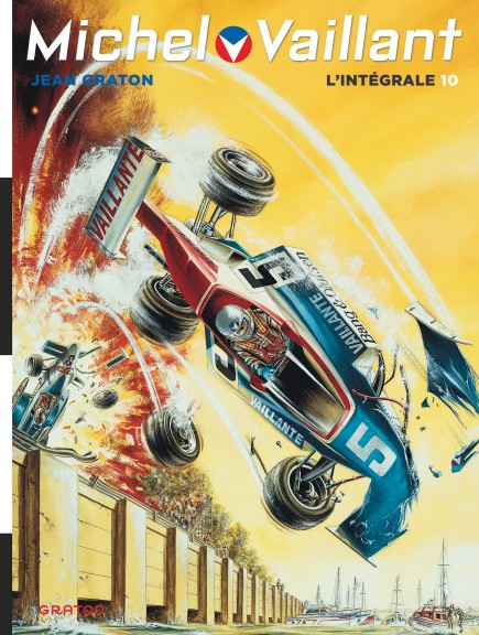 Michel Vaillant - Compilation - Michel Vaillant, L'intégrale, tome 10 (Volumes 29 à 31)