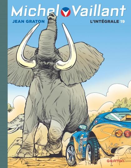 Michel Vaillant - Compilation - Michel Vaillant, L'intégrale, tome 19 (Volumes 63 à 66)