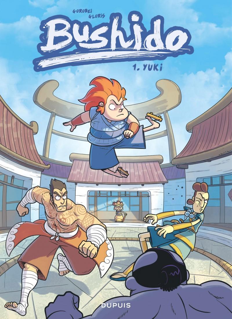 Bushido - tome 1 - Yuki, apprenti samurai