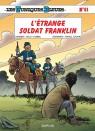 Les Tuniques Bleues Tome 61 - L'étrange soldat Franklin (Gd Format) N/B