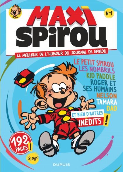 Maxi Spirou - Spécial humour