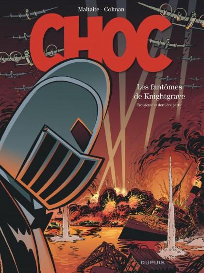 Choc - Les Fantômes de Knightgrave (troisième partie)