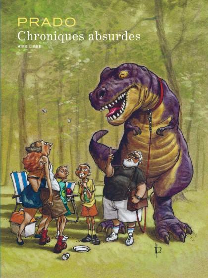 Absurd Chronicals - Compilation - Chroniques absurdes Intégrale