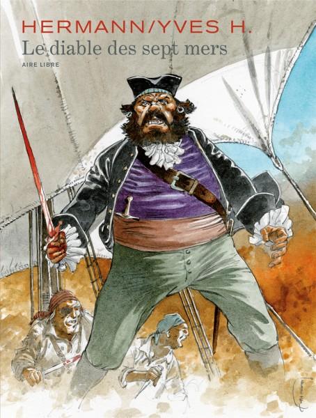 Le diable des sept mers Intégrale (Edition spéciale)