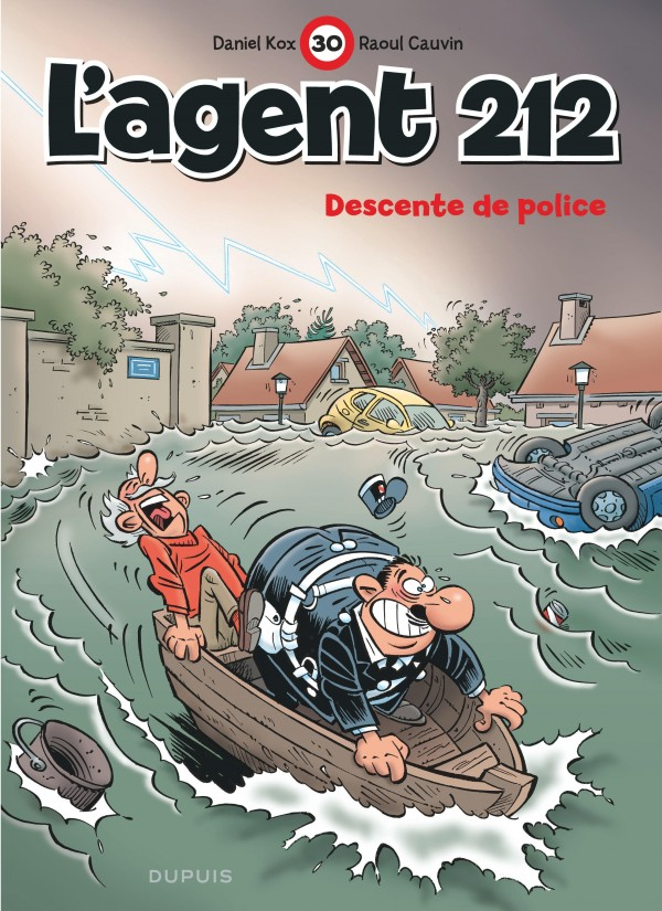 L Agent 212 Mediatoon Foreign Rights