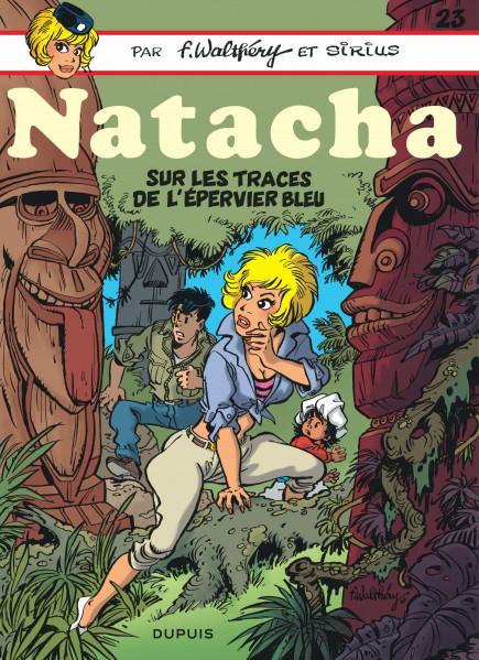 Natacha - Sur les traces de l'épervier bleu