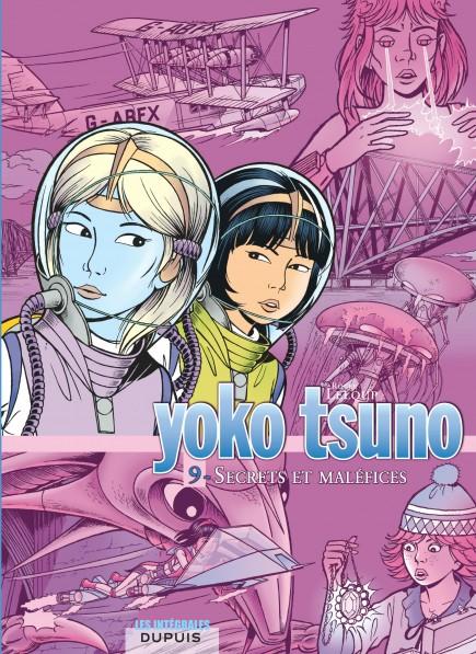 Yoko Tsuno - Compilation - Secrets et maléfices
