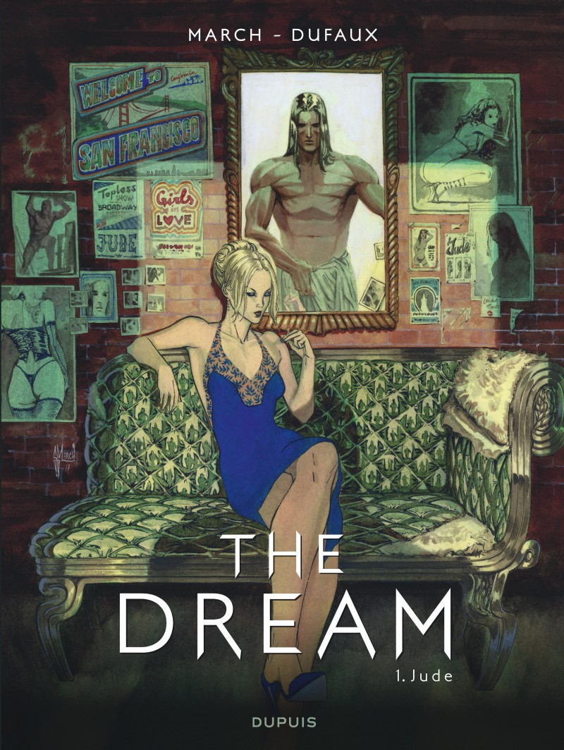 The Dream - tome 1 - Jude