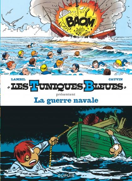 Les Tuniques Bleues présentent - La guerre navale