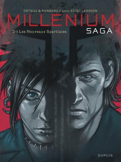 Millénium saga - Les Nouveaux Spartiates