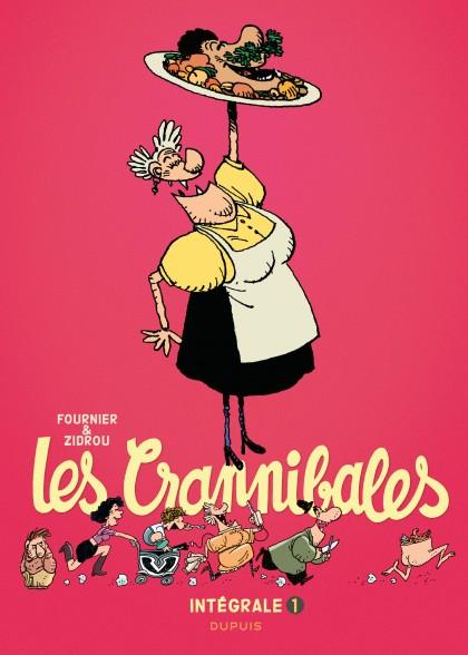 Les Crannibales - L'intégrale - Les Crannibales - L'intégrale 1/2